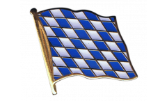Germany Bavaria without crest Flag Pin, Badge - 1 x 1 inch