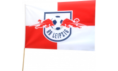RB Leipzig Hand Waving Flag - 2 x 3 ft. / 60 x 90 cm