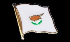 Cyprus Flag Pin, Badge - 1 x 1 inch