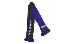 NFL Baltimore Ravens Scarf - 17x 150 cm