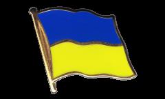 Ukraine Flag Pin, Badge - 1 x 1 inch