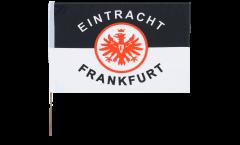 Eintracht Frankfurt Classic Hand Waving Flag - 16 x 24 inch