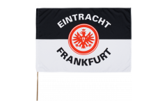 Eintracht Frankfurt Classic Hand Waving Flag - 2 x 3 ft. / 60 x 90 cm