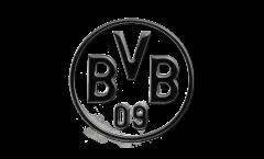Borussia Dortmund Black Sticker - 3.15 x 3.15 inch