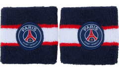 Paris Saint-Germain Wristband / sweatband, 2 pcs - 3.15 x 3.5 inch