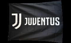 Juventus Turin Logo Flag - 3.3 x 4.5 ft. / 100 x 140 cm