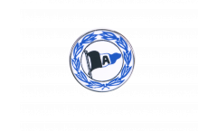 Arminia Bielefeld Wappen Pin, Badge - 0.6 x 0.6 inch