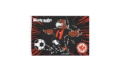 Eintracht Frankfurt Attila Flag - 16 x 24 inch