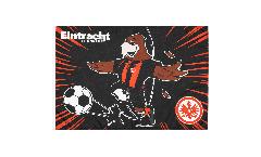 Eintracht Frankfurt Attila Flag - 2 x 3 ft. / 60 x 90 cm