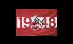 1. FC Köln 1948 Flag - 3.3 x 5 ft. / 100 x 150 cm