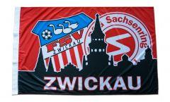 FSV Zwickau Flag - 2.5 x 4 ft. / 80 x 120 cm