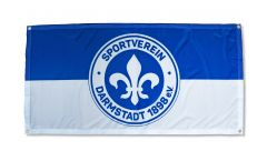 SV Darmstadt 98 Logo Flag - 3 x 4.5 ft. / 70 x 140 cm