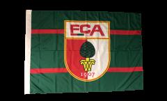 FC Augsburg Flag - 3.3 x 4.5 ft. / 100 x 140 cm