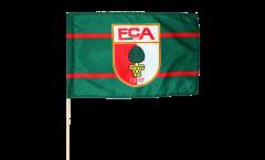 FC Augsburg Hand Waving Flag - 2 x 3 ft. / 60 x 80 cm