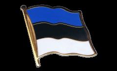 Estonia Flag Pin, Badge - 1 x 1 inch
