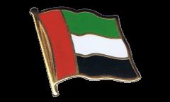 United Arab Emirates Flag Pin, Badge - 1 x 1 inch