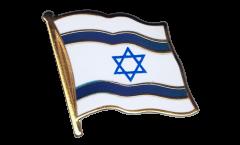 Israel Flag Pin, Badge - 1 x 1 inch