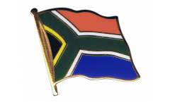 South Africa Flag Pin, Badge - 1 x 1 inch