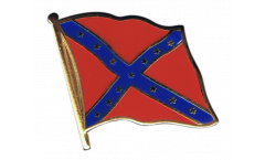 USA Southern United States Flag Pin, Badge - 1 x 1 inch