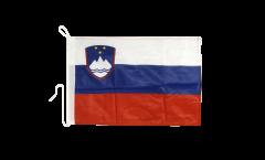 Slovenia Boat Flag - 12 x 16 inch