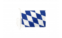 Germany Bavaria without crest Boat Flag - 12 x 16 inch