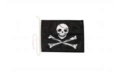Pirate Boat Flag - 12 x 16 inch