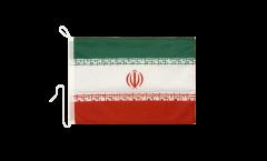 Iran Boat Flag - 12 x 16 inch