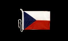 Czech Republic Boat Flag - 12 x 16 inch