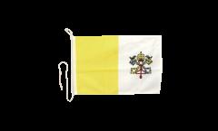 Vatican Boat Flag - 12 x 16 inch