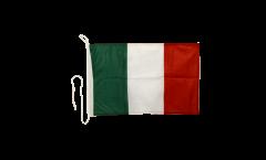 Italy Boat Flag - 12 x 16 inch