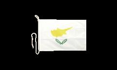 Cyprus Boat Flag - 12 x 16 inch