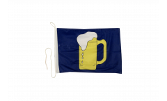 Beer Boat Flag - 12 x 16 inch