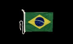 Brazil Boat Flag - 12 x 16 inch