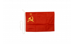 USSR Soviet Union Boat Flag - 12 x 16 inch