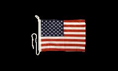 USA Boat Flag - 12 x 16 inch