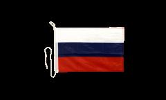Russia Boat Flag - 12 x 16 inch