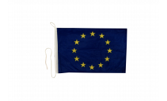 European Union EU Boat Flag - 12 x 16 inch