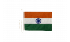 India Boat Flag - 12 x 16 inch