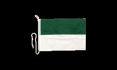Marksmen's Festival Boat Flag - 12 x 16 inch