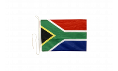 South Africa Boat Flag - 12 x 16 inch