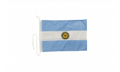 Argentina Boat Flag - 12 x 16 inch