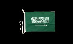 Saudi Arabia Boat Flag - 12 x 16 inch