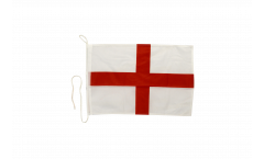 England St. George Boat Flag - 12 x 16 inch
