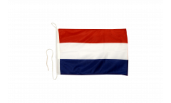 Netherlands Boat Flag - 12 x 16 inch