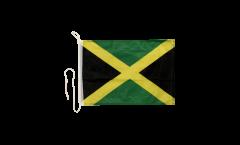 Jamaica Boat Flag - 12 x 16 inch