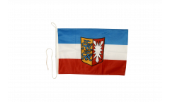 Germany Schleswig-Holstein Boat Flag - 12 x 16 inch