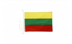 Lithuania Boat Flag - 12 x 16 inch