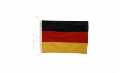 Germany Boat Flag - 12 x 16 inch