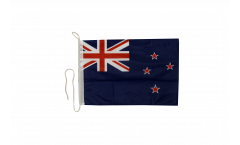 New Zealand Boat Flag - 12 x 16 inch