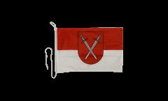 Germany Schwerte Boat Flag - 12 x 16 inch
